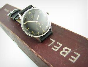 Vintage Watch......EBEL Fab.SUISSE....SSteel....Stunning Dial....Original Box!! - <span itemprop='availableAtOrFrom'>Skarżysko-Kamienna, Polska</span> - Vintage Watch......EBEL Fab.SUISSE....SSteel....Stunning Dial....Original Box!! - Skarżysko-Kamienna, Polska