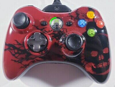 Official OEM Microsoft Xbox 360 Gears of War 3 Edition Wireless Controller - A2