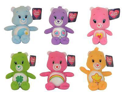 Care Bears Glücksbärchis Plüschtier verschiedene Charaktere 16cm Kuscheltier Neu (Care Bear Plüsch)