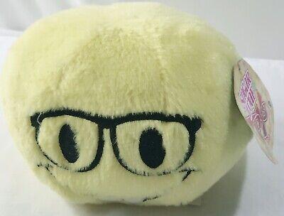 Sugarloaf Smiley Smile Face Glasses W/ Teeth Yellow Plush (Sugarloaf Glass)