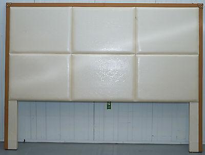 ORIGINAL MARCO POLO WALL MOUNTED DOUBLE BED HEADBOARD