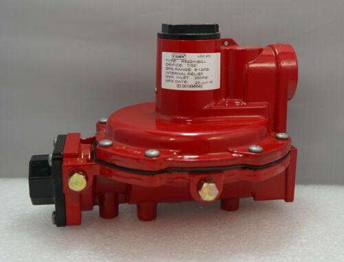 Emerson-Fisher LP-Gas Equipment R622H-BGJ 1st Stage Regulator, 8-12 psig