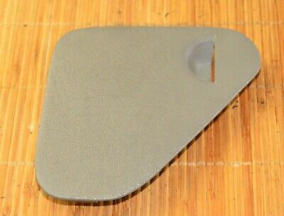 1995-1998 CHEVY GMC PICKUP TRUCK FUSE BOX DOOR LID COVER SILVERADO GRAY OEM