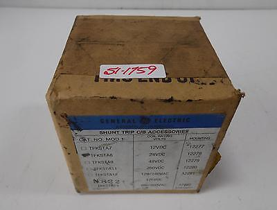 GENERAL ELECTRIC SHUNT TRIP C/B ACCESSORIES  TFKSTA8 NIB