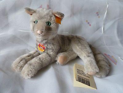 Steiff Tapsy Katze 034725 19 cm Kätzchen Kater Teddy Teddybär Bär