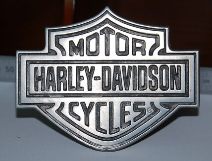 Harley Davidson Trailer Hitch Cover Glenelg North Holdfast Bay Preview