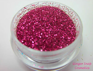Glitter Dust Pots Extra Fine Loose - For Face, Body, Nail Art Eye Shadow, Crafts