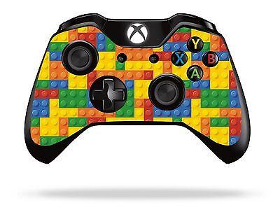 Lego Brick Xbox One Remote Controller/Gamepad Skin / Cover / Vinyl Wrap xb1r1