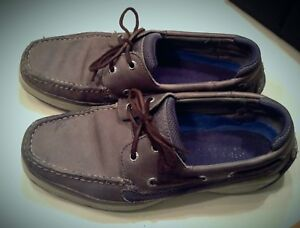 (4 pairs) Mens Sperry Topsider size 8 and 9