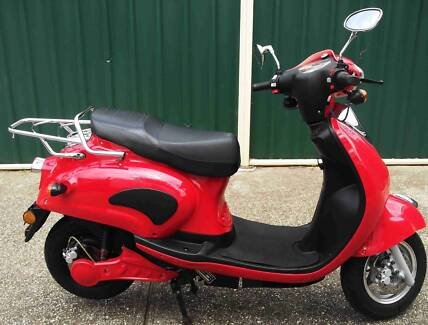 Scooter Electric Annabella TD3 Road Legal