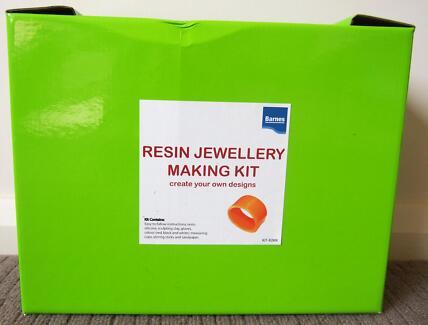 Resin Jewellery Australia Resin Jewellery Making Kit