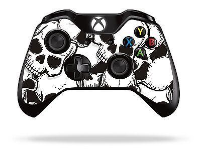 Skulls Xbox One Remote Controller/Gamepad Skin / Cover / Vinyl  xb1r33