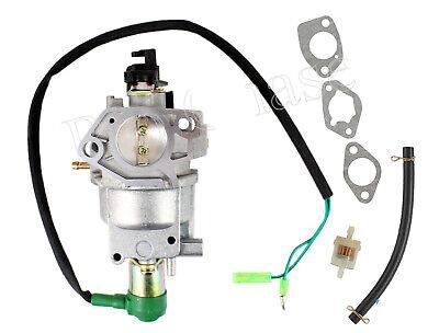 Powermate Pm0105007 5000 Watt Portable Vx Manual Start Generator Carburetor Carb