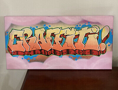GRAFFITI Urban Art Original 10