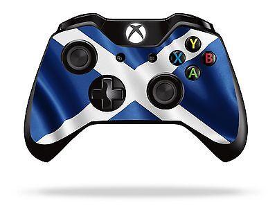 Scotland Flag Xbox One Remote Controller/Gamepad Skin / Cover / Vinyl  xb1r34