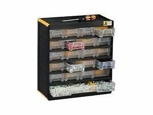 Small Plastic Storage Drawers  sc 1 st  eBay & Plastic Storage Drawers | Storage Solutions | eBay