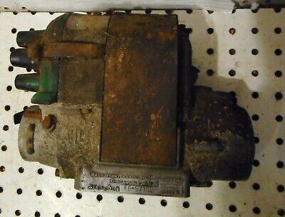Used Vintage International Harvester Magneto F6-57302 For Parts Or Rebuild