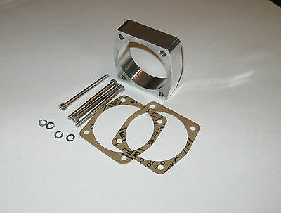 (Nissan Altima Maxima Pathfinder 350z Infiniti Throttle Body Spacer (FIT'S 3.5L))