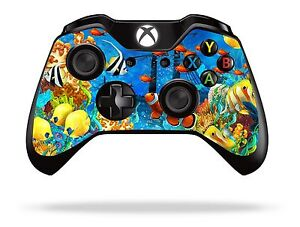 Fish xbox one remote controller gamepad skin cover for Fishing xbox one