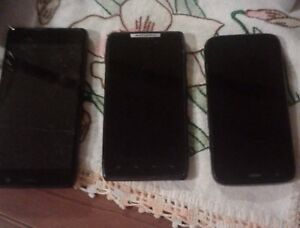 3 Motorola Android Google Phone