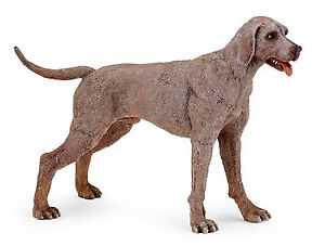 Papo-WEIMARANER-Show-Dog-Toy-Figure-Animal-Figurine-Pretend-Play-54026-NEW