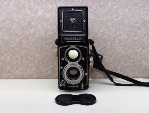 Rollei Rolleicord Vb, 6x6 Xenar Lens Waist Level Camera Franke Heidecke   DBP
