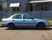 1997 Toyota Corolla Sedan Tighes Hill Newcastle Area Preview