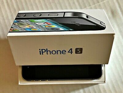 Apple iPhone 4s 64GB Black AT&T A1387 (CDMA + GSM) Used