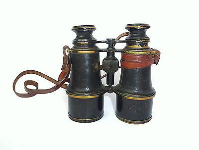 Militaria Fernglas um 1900 South Molton