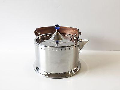 Mid-Century Modern Carsten Jorgensen Bodum Stainless Osiris Tea Kettle Teapot