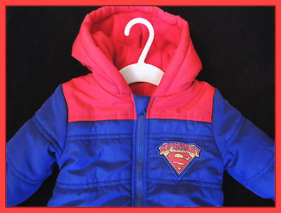 Baby Overall Supermann Superbaby 3-6 Monate