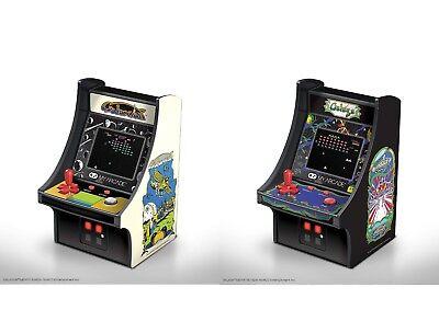 "MY ARCADE GALAXIAN + GALAGA 6"" Collectible Retro Micro Arcade Machine Portable, used for sale  Shipping to Canada"