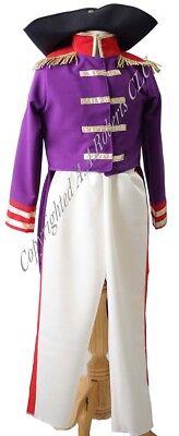 Welt Buch Day-Prince Charmant General Tom Thumb-The Größte Showman -alle - Prince Charmant Kostüm