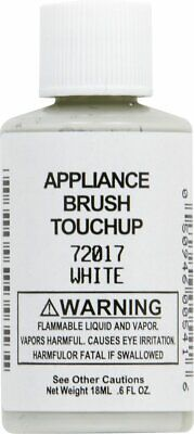 OEM Whirlpool 72017 WP72017 Appliance Touch-Up Paint White