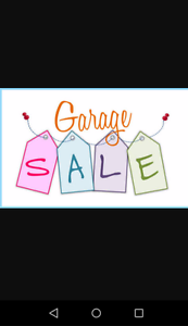 Garage sale Blakeview Playford Area Preview