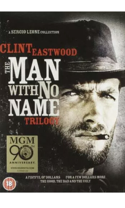 The+Man+With+No+Name+Trilogy+Clint+Eastwood