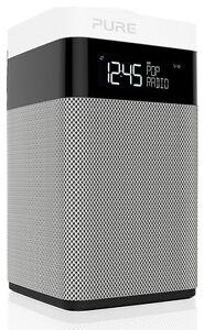 pure pop midi dab fm digital radio alarm clock ebay. Black Bedroom Furniture Sets. Home Design Ideas