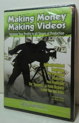 Making Money Making Videos Increase Your Profits In All Stages Of Production - D