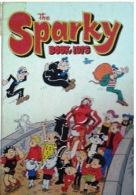 Sparky Annual 1975