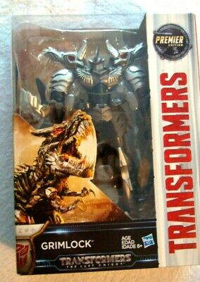 Transformers GRIMLOCK Last Knight - Voyager Class - Premier Edition