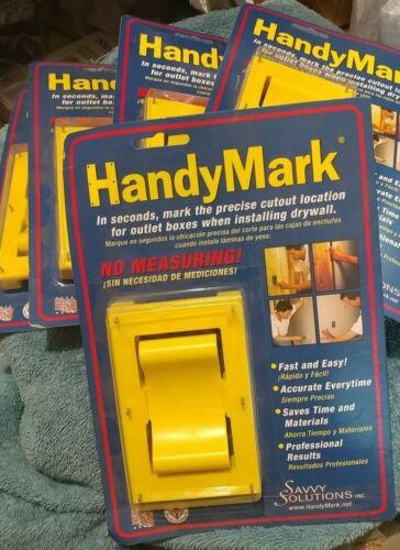 HandyMark Drywall Marking Tool, HM1001-BF Qty 5