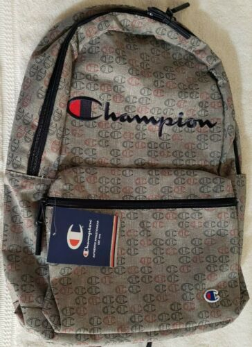 Champion Asher Backpack One Size - CH1269, NEW