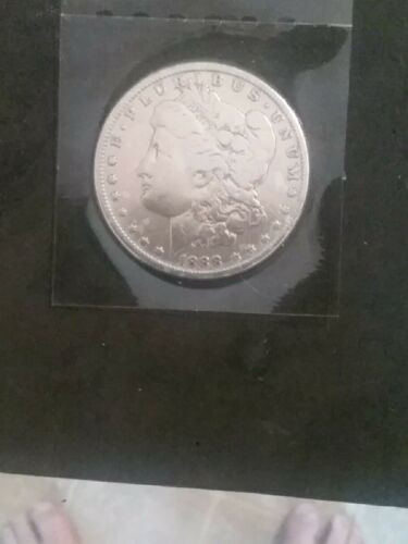 1888 O Morgan Silver Dollar Plus Encasement - $52.00