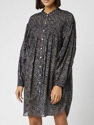 """Gorgeous Cotton Oversized """"Lana"""" Shirt Dress By ISABEL MARANT ETOILE - New"""