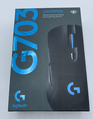 Logitech G703 (910005638) Wireless Gaming Mouse