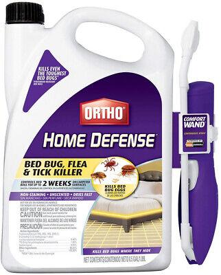 New Bed Bug Spray Flea Tick Killer Home Defence Max Ortho Ki