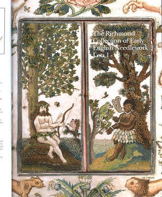 Antique Richmond Collection of Early English Needlework Bonhams Catalogue 2011