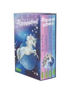 Sternenschweif. Sternenschweif-Schuber. 4 Bände von Linda Chapman (2013, Taschen