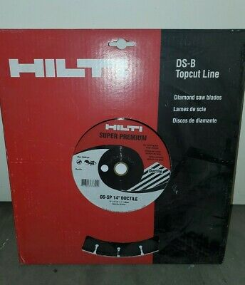 Hilti 227854 Duct. Dia. Blade Ds-sp 14 X.110 120 Insert Tools