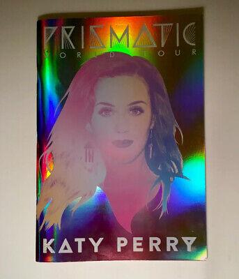 Katy Perry 2014 PRISMATIC World Tour PROGRAM BOOK / COMIC / STICKERS comprar usado  Enviando para Brazil